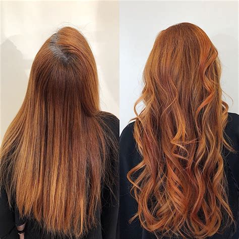 Formula From Faded To Dimensional Red Hair Color