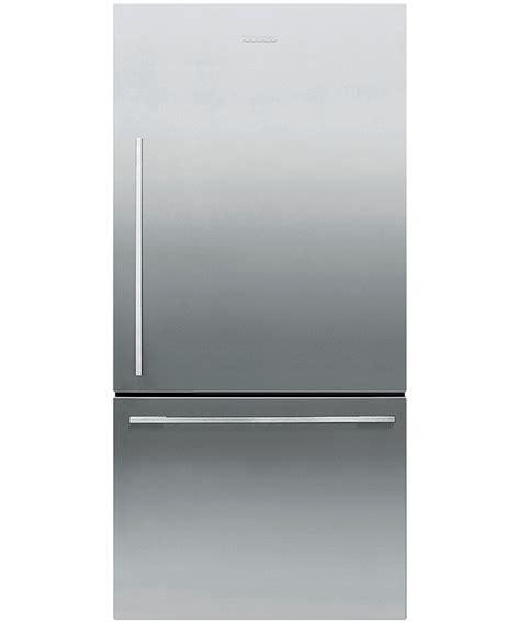 counter depth refrigerator height 67 rf170wdrx5 fisher paykel activesmart 17 bottom freezer