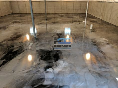 Metallic Epoxy Guide For Flooring Install Done By Pcc Of