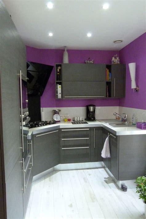 photo cuisine grise cuisine grise