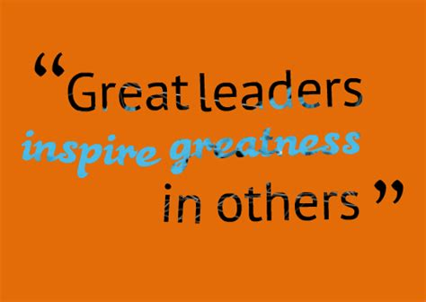 qualities    great leader education