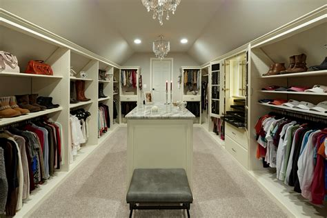 sophisticated and cozy closet design woodworking network