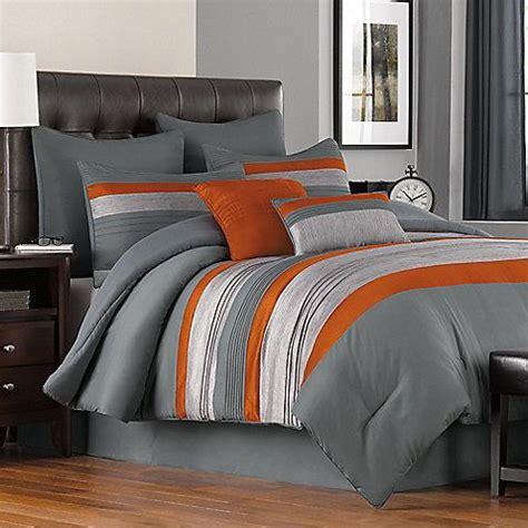 gray and orange bedroom 8 best rustic orange grey bedding sets images on 15446