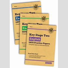Practice Papers For The 2020 Sats  Cgp Books