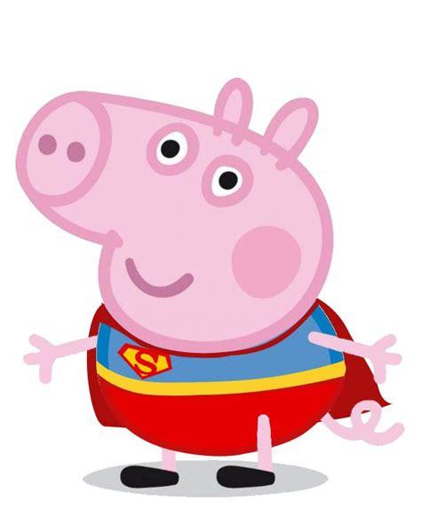 superman peppa pig and divertidas imágenes de peppa pig imágenes para peques