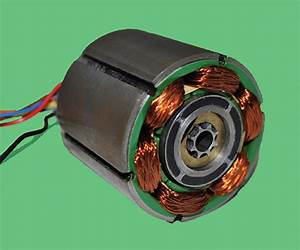 Bldc Motor Delivers Speeds To 70 Krpm