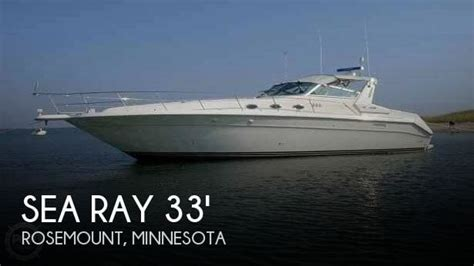 Boat Dealers Rosemount Mn by Sea 330 Sundancer Boat For Sale In Rosemount Mn For