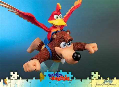Banjo Kazooie Regular