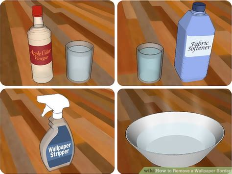 3 ways to remove a wallpaper border wikihow