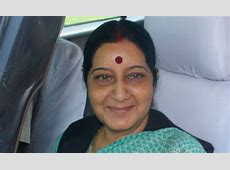 External Affairs Minister Sushma Swaraj decides her first