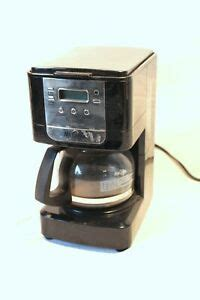 Mini, brew now or later, with water filtration and nylon reusable filter, coffee maker, black. Mr. Coffee Advanced Brew 5-Cup Programmable Coffee Maker Black/Chrome 7427047753295 | eBay
