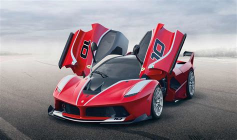 Ferrari FXX K, l'ibrida da 1050 cavalli - Wired