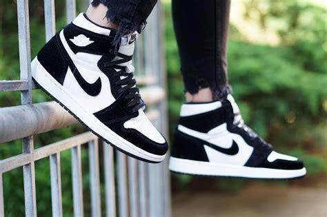 womens air jordan  retro high og twist sneaker steal