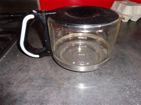 pot pour cafetiere electrique photo verseuse pour cafetiere electrique