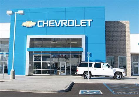 Chevy Dealers Prodded To Join Renovation Move
