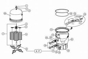 34 Pentair Pool Filter Parts Diagram