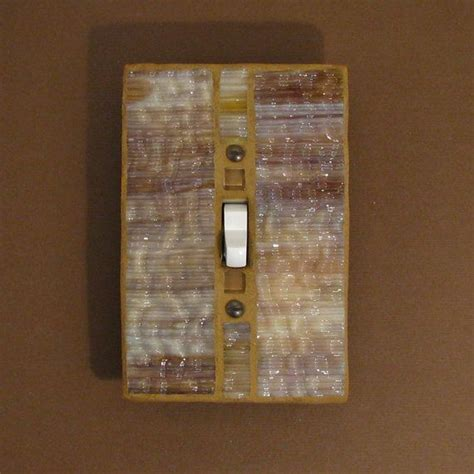 17 best images about mosaic switch plates on mosaic tiles light switches and handmade
