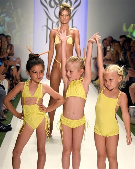 Is female body image damaged by pre-teen bikinis? We dare ...