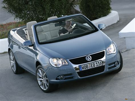 Volkswagen Eos 200610 Photos 1600x1200