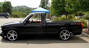 Custom 97 Chevy C1500 Front End