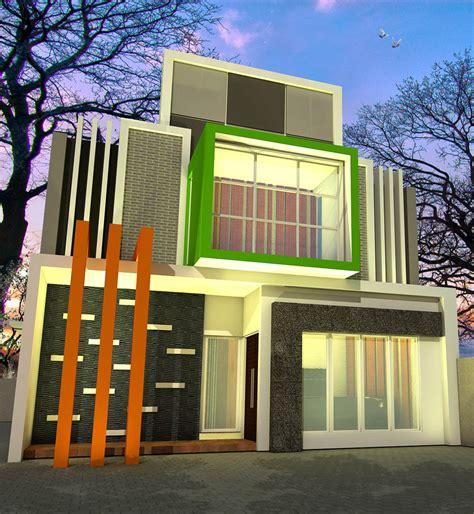gudang  rumah minimalis
