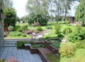 Bordure Pour Jardin En Pente by Comment Bien Am 233 Nager Son Jardin En Pente
