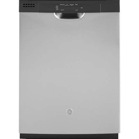 user manual gdfpsmss ge dishwasher  front controls manualsfile