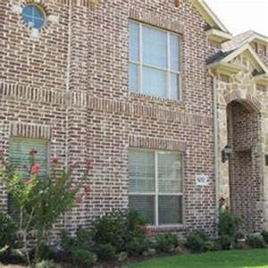 Acme Brick - Mocha Brown Antique - House View Package #28
