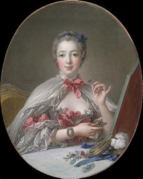 fran 231 ois boucher jeanne antoinette poisson marquise de pompadour 1758 on canvas fogg