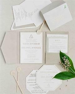 30 modern wedding invitations we love martha stewart With checkerboard modern wedding invitations
