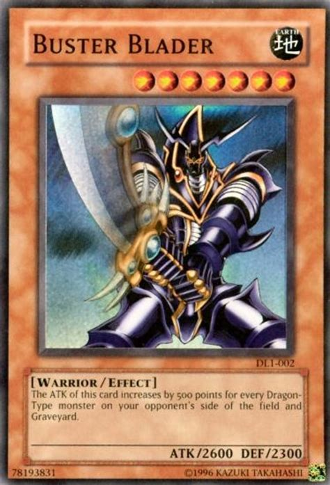Yugioh Buster Blader Magician Deck by Yu Gi Oh Duelist League Single Buster Blader