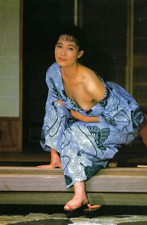 Yôko nackt Shimada actress Yoko