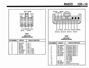 Ford Factory Stereo Wiring Diagram Dolgular Com  Ford  Auto Wiring Diagram