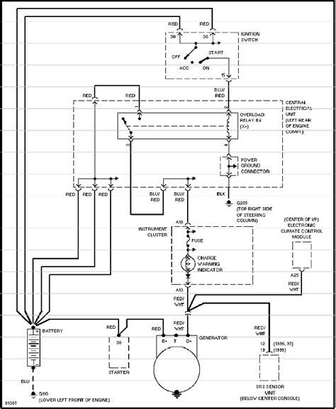 volvo 850 alternator regulator service manual
