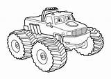 Truck Cartoon Monster Awesome Coloring Pages Printable Cars Drawings Mater Tow Categories sketch template