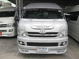 Toyota Hiace Gebraucht : toyota hiace commuter 2 5 d4d lieferwagen gebraucht kaufen ~ Kayakingforconservation.com Haus und Dekorationen