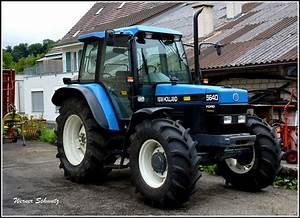 Hydraulic   Ford New Holland 5640 6640 7740 Tractor Workshop Manual Detailed Illustrations
