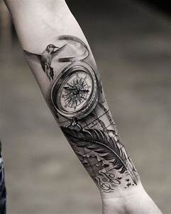 Kompass Tattoo Mann : best 25 tattoo auf der hand ideas on pinterest handtattoos handtattoos f r frauen and mehndi ~ Frokenaadalensverden.com Haus und Dekorationen