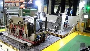 Injection Mold Press 400 Tons Die Spotting Press Namyang Press Korea Youtube
