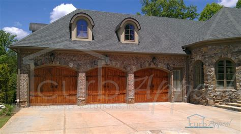 garage door repair sugar hill ga we install new carriage style garage doors curb appeal