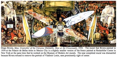 diego rivera rockefeller mural diego rivera at moma makes us ask what happened to the