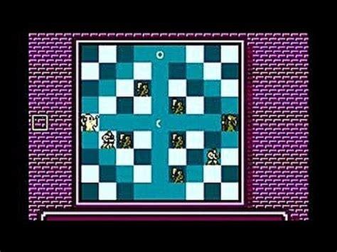 Vitamale Nes V nes archon ultimate chess battle