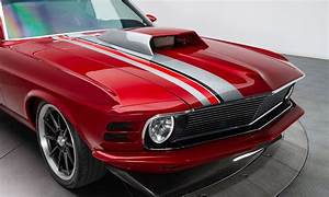 1970 Ford Mustang Mach 1 Restomod | Cool Material