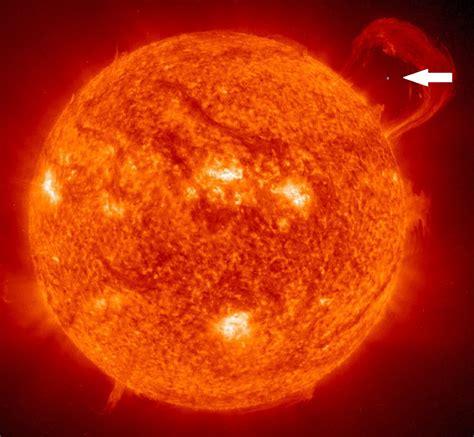 comparison   earth  sun mercury venus moon mars