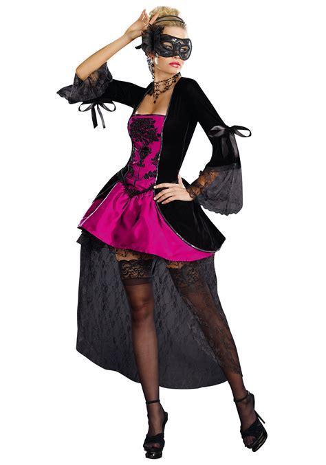 Masquerade Halloween Costumes