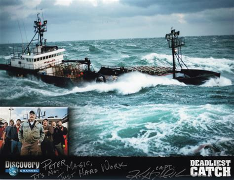 Wizard Deadliest Catch Sinks by 2013 Deadliest Catch Met Captain Keith Colburn From The