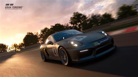 turismo gran sport gt porsche cayman cars game tracks gt4 project track hybrid classes racing versus which vg247 revealed hdr
