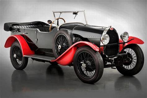 1925 Bugatti Brescia Type 23…