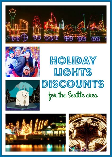lights discount tickets seattle area
