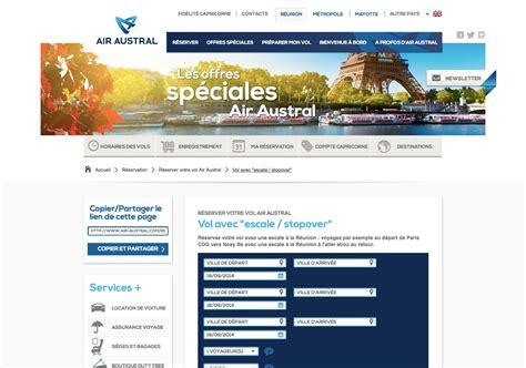 air austral reservation siege air austral medialight esn ile de la réunion